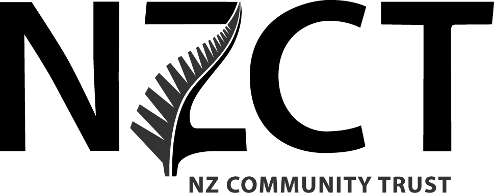 NZCT LOGO on White