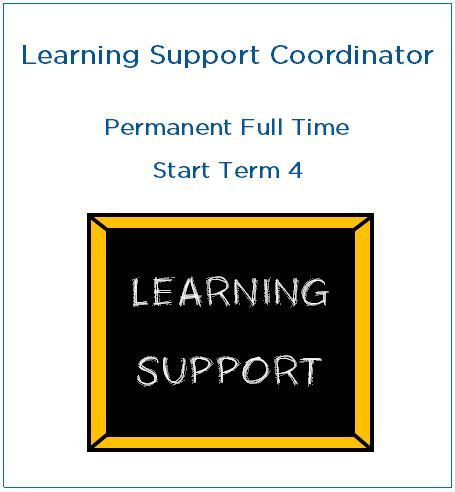 Learning Support Coordinator