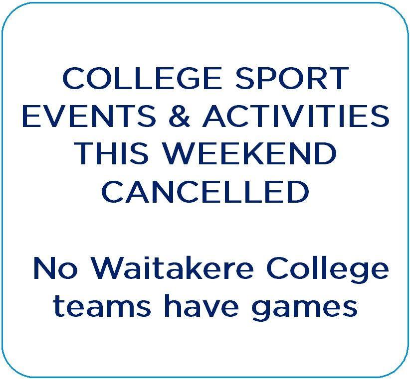 No College Sport