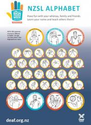 Sign Language Week